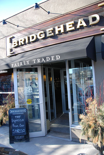 Bridgehead Coffee Shop - Coffee/Quick Bites - 1277 Wellington St, Ottawa, ON, K1Y