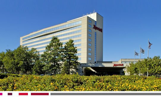 Marriott Chicago Schaumburg - Reception Sites, Hotels/Accommodations, Ceremony Sites - 50 N Martingale Rd, Schaumburg, IL, 60173, US