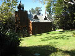 Buerge Chapel - Ceremony - 925 Haverford Ave, Pacific Palisades, California, 90272, USA