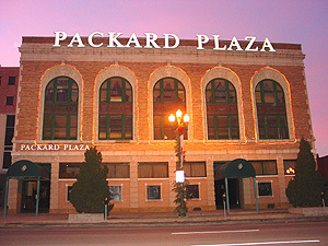 Packard Plaza - Reception Sites - 211 Northeast Adams Street, Peoria, IL, United States