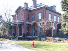 The Commander's Mansion - Reception Sites, Ceremony Sites - 440 Talcott Ave, Watertown, MA, 02472
