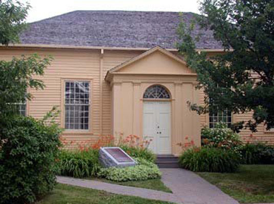 Free Meeting House - Ceremony Sites - 20 Mountain Rd, Moncton, NB, E1C