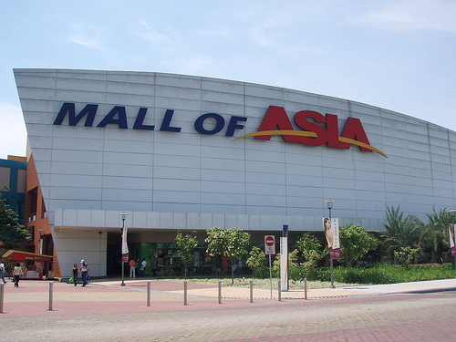 Sm Mall Of Asia - Attractions/Entertainment, Shopping - Roxas Blvd, Pasay, National Capital Region, Philippines
