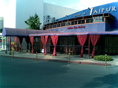 Prince Of Jaipur - Attractions/Entertainment - 5th Avenue, Taguig City, National Capital Region, Philippines