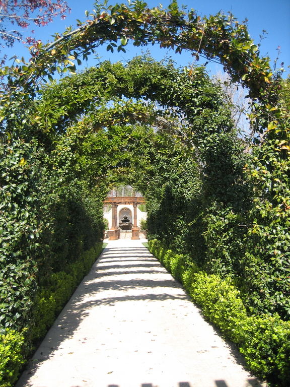 Tuscan Gardens - Ceremony Sites - 