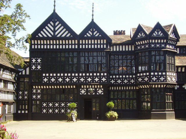 Ceremony Bramall Hall - Attractions/Entertainment, Ceremony Sites - Cheadle, Stockport, SK7 3
