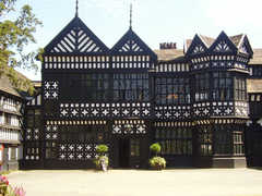 Bramall Hall - Ceremony - Cheadle, Stockport, SK7 3
