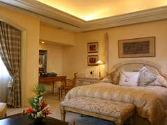 Hotel InterContinental Manila - Hotel - Makati City, National Capital Region, Philippines