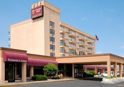 Clarion Hotel & Conference Center - Reception Sites, Hotels/Accommodations - 1515 George Washington Way, Richland, WA, United States