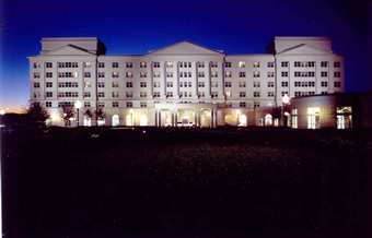 Hilton Atlanta/marietta Hotel &amp; Conference Center - Hotels/Accommodations, Reception Sites, Restaurants - 500 Powder Springs St SW, Marietta, GA, 30008