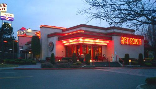 Red Robin Gourmet Burgers - Restaurants - 1021 North Columbia Center Boulevard, Kennewick, WA, United States