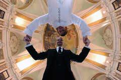 Mappa matrimonio Marcello e Dania in Bussero, Italia