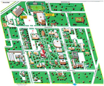 Adrian College - Reception Sites, Ceremony Sites - 110 S Madison St, Adrian, MI, 49221