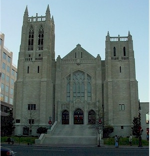 First United Methodist Church - Ceremony Sites - 501 N Tryon St, Charlotte, NC, 28202
