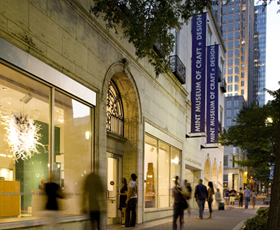Mint Museum Of Craft And Design - Reception Sites, Ceremony Sites - 220 N Tryon St, Charlotte, NC, 28202