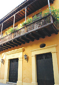 Casa Conde De Pestagua - Reception Sites, Hotels/Accommodations, Ceremony Sites - Cartagena, Bolivar