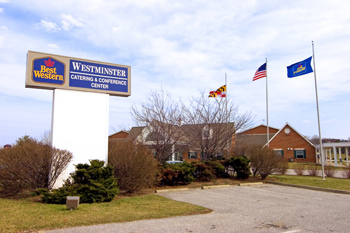 Best Western Westminster - Hotels/Accommodations, Reception Sites, Ceremony Sites - 451 Western Maryland College Dr, Westminster, MD, 21157