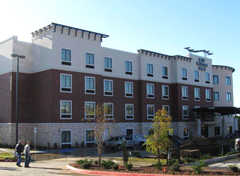 Best Western Atrea Crown Chase Inn & Suites - Hotel - 2450 Brinker Road, Denton, TX, United States