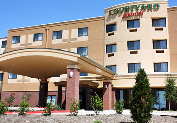 Courtyard By Marriott - Hotels/Accommodations - 2800 Colorado Blvd, Denton, TX, United States