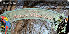 Henry Vilas Zoo - Entertainment - 606 S Randall Ave, Madison, WI, United States
