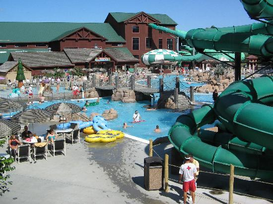 Wilderness Hotel & Golf Resort - Hotels/Accommodations, Reception Sites, Attractions/Entertainment - 511 East Adams Street, Wisconsin Dells, WI, United States