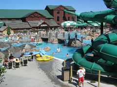 Wilderness Hotel & Golf Resort - Attraction - 511 East Adams Street, Wisconsin Dells, WI, United States