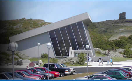 Johnson Geo Centre - Attractions/Entertainment - 175 Signal Hill Road, St. John's, Newfoundland, A1A 1B2, Canada