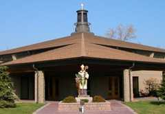 St Hubert Catholic Church - Ceremony - 38775 Prentiss St, Harrison, MI, 48045