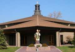 St Hubert Catholic Church - Ceremony - 38775 Prentiss St, Harrison, MI, 48045