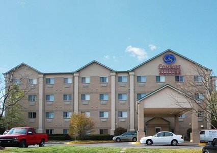Comfort Suites - Lexington - Hotels/Accommodations - 3060 Fieldstone Way, Lexington, KY, United States