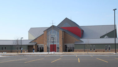 Prince Of Peace Catholic Church - Ceremony Sites - 1105 Lametta Whynn Drive, Clinton, IA, 52732