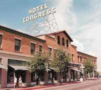 Hotel Congress - Hotel - 311 E Congress St, Tucson, AZ, United States