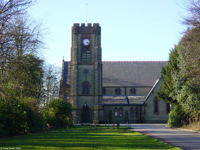 St Paul's Church - Ceremony Sites - Railway Rd, Adlington, Lancashire, PR6 9