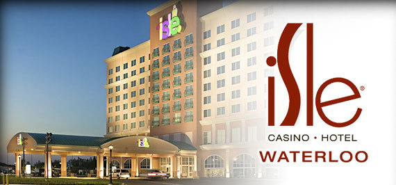 Isle Of Capri Casino & Hotel At Waterloo The - Hotels/Accommodations - 777 Isle of Capri Boulevard, Waterloo, IA, United States