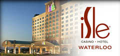 Isle of Capri Casino & Hotel at Waterloo The - Hotel - 777 Isle of Capri Boulevard, Waterloo, IA, United States