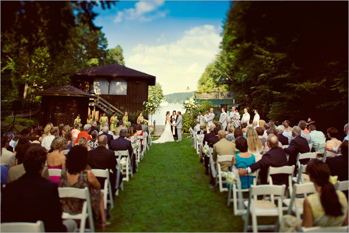 Sittin' In A Tree - Ceremony Sites -