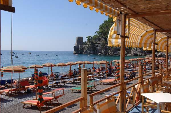 Brunch @ Hotel Pupetto On Fornillo Beach - Restaurants - Via Fornillo, 37, Positano, Campania, 84017, Italy