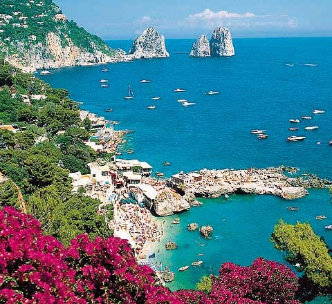 Optional Boat Trip To Capri - Attractions/Entertainment - Capri NA, Capri, Campania, IT