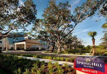 Springhill Suites Vero Beach - Hotels/Accommodations - 5115 Indian River Boulevard, Vero Beach, FL, United States