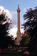 Brock's Monument (ceremony) - Ceremony - Brock monument, Niagara-ON-the-Lake, ON, Niagara-ON-the-Lake, Ontario, CA