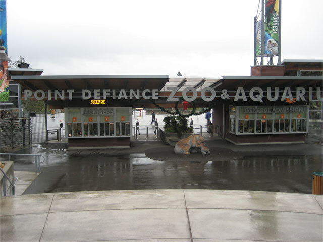 Point Defiance Zoo & Aquarium - Attractions/Entertainment, Restaurants - 5400 North Pearl St # D, Ruston, WA, United States