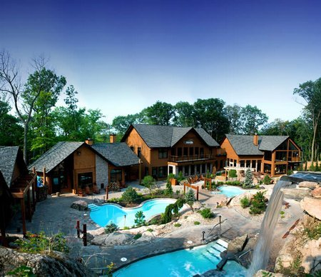 Le Nordik - Spa Scandinave - Spas/Fitness, Attractions/Entertainment - 16 Chemin Nordik, Chelsea, QC, Canada