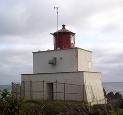 Amphitrite Point - Attractions/Entertainment - Coast Guard Dr, Ucluelet, BC, V0R