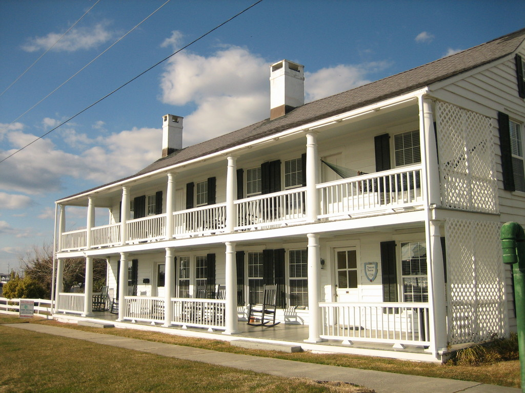 The Duncan House - Reception Sites, Brunch/Lunch - 105 Front Street, Beaufort, NC, 28516