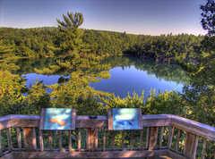 Gatineau Park - Attraction - Prom Du Lac des Fées, Hull, Québec, Canada