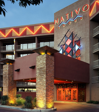 Nativo Lodge - Hotels/Accommodations, Reception Sites - 6000 Pan American Freeway NE, Albuquerque, NM, United States