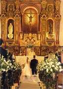 Iglesia Santo Toribio  / The Church of Saint Toribio - Ceremony / Ceremonia - Calle 38, Cartagena, Bolívar, Colombia