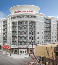 Hampton Inn & Suites Hotel Downtown Mobile - Hotels/Accommodations - 62 South Royal Street, Mobile, AL, United States