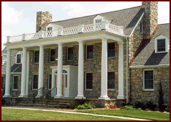 Stone Mansion - Ceremony Sites, Reception Sites - 3900 Stoneybrooke Dr, Alexandria, VA, 22306