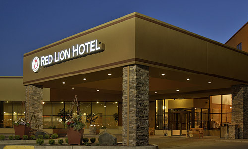 Red Lion Hotel Lewiston - Hotels/Accommodations - 621 21st Street, Lewiston, ID, 83501